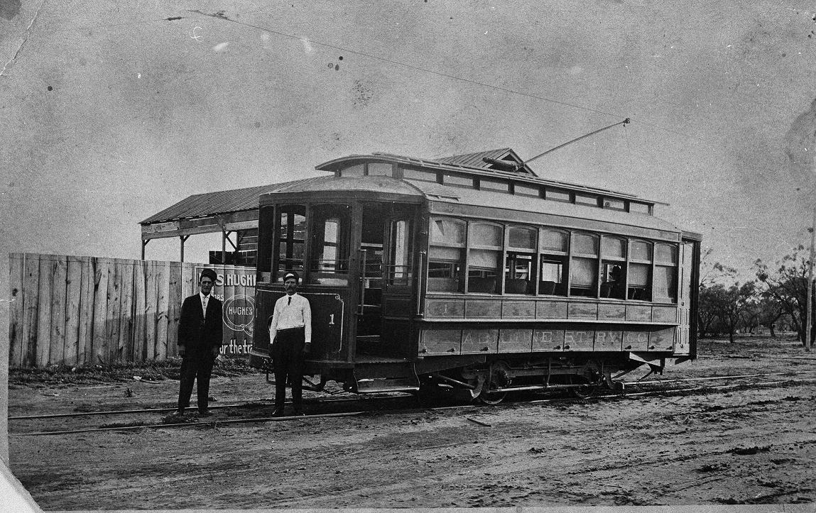 Trolley Car 1 sm