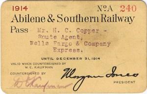 1914 Pass A
